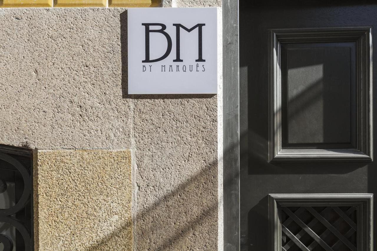By Marquês Apartments - Building Entrance