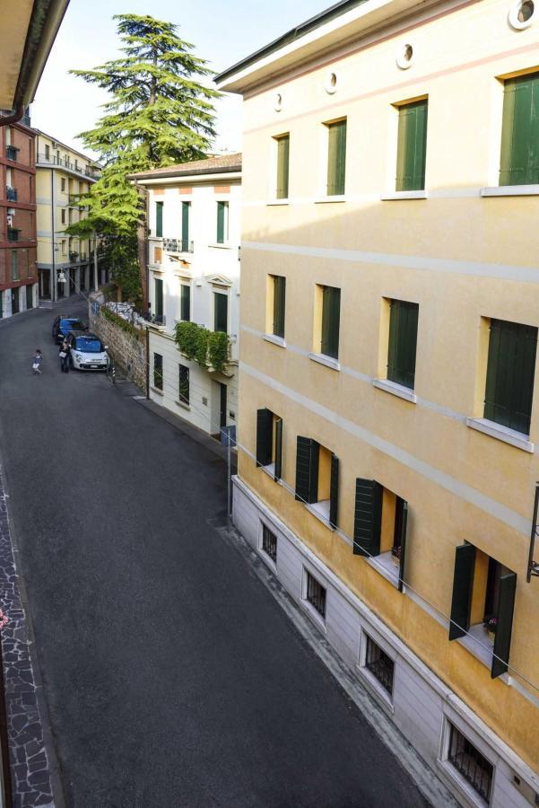 Brick House Treviso vista città