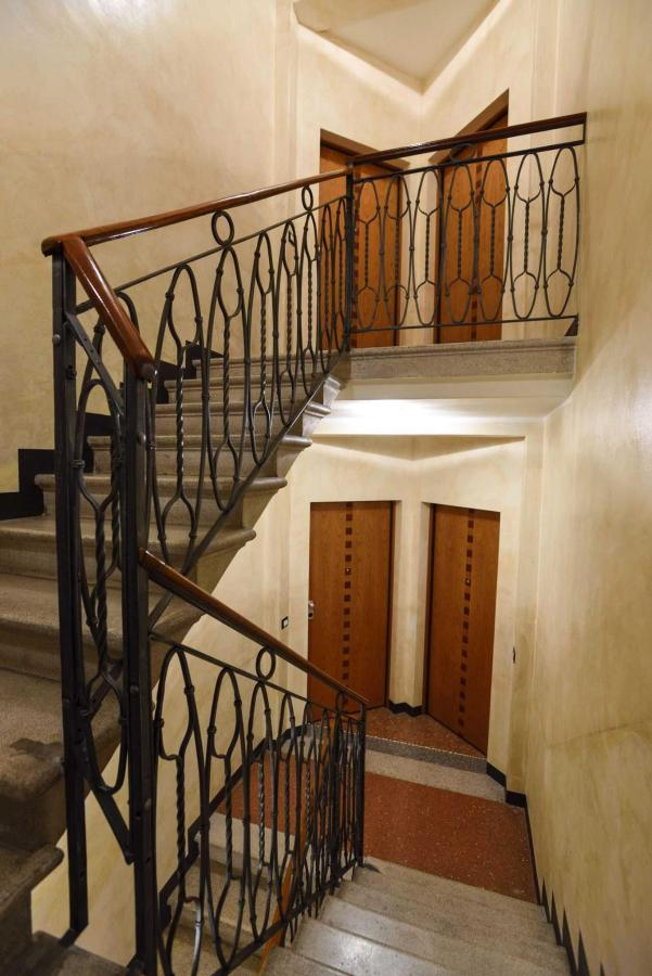 Brick House Treviso doors apartments