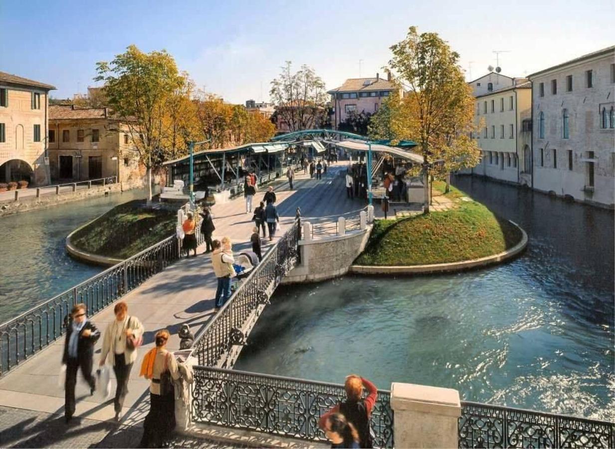 Treviso - fish market - Pescheria zone