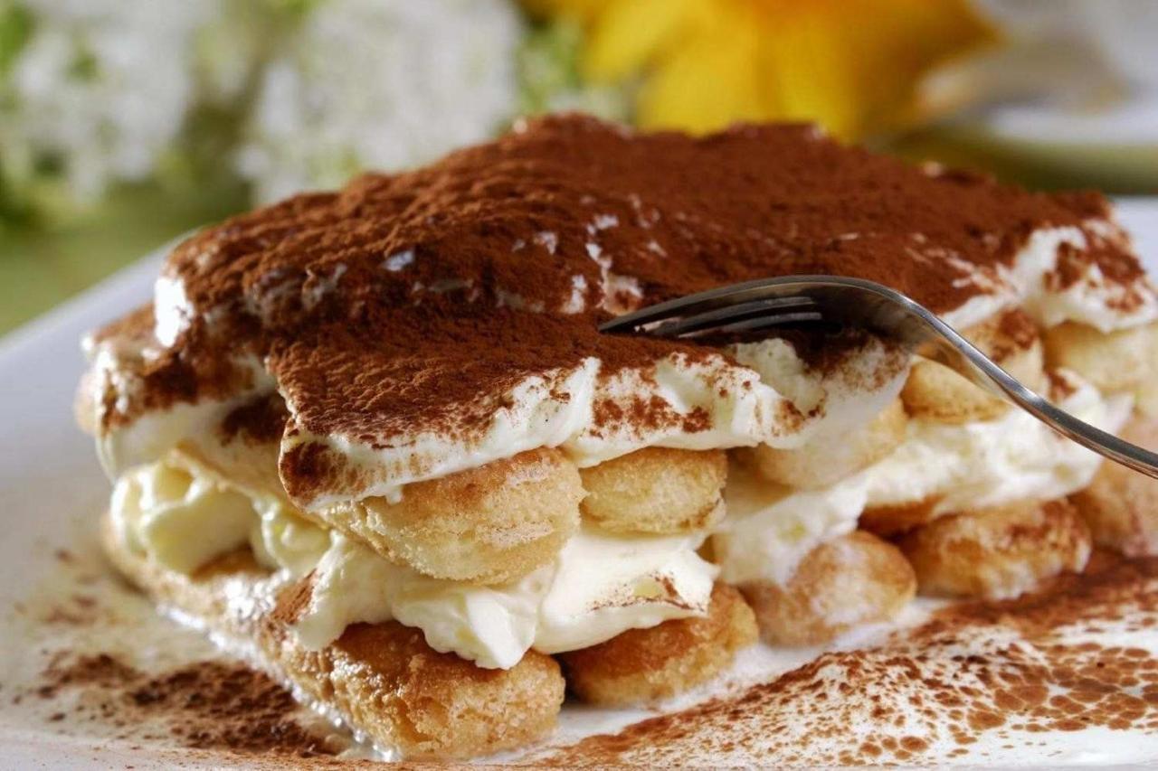 Il iramisù: il dolce inventato a Treviso
