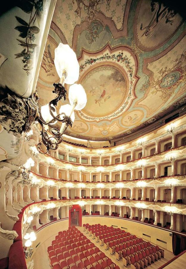 Treviso- city Theatre