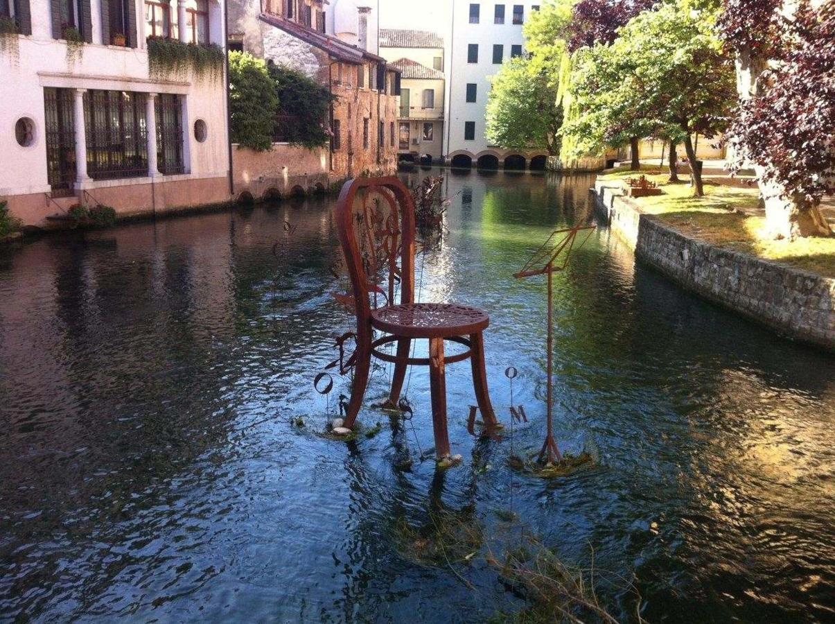 Treviso - arte sul fiume Sile
