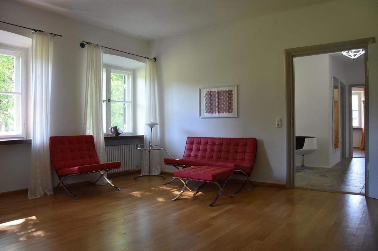 Wohnbereich Wendelsteinsuite