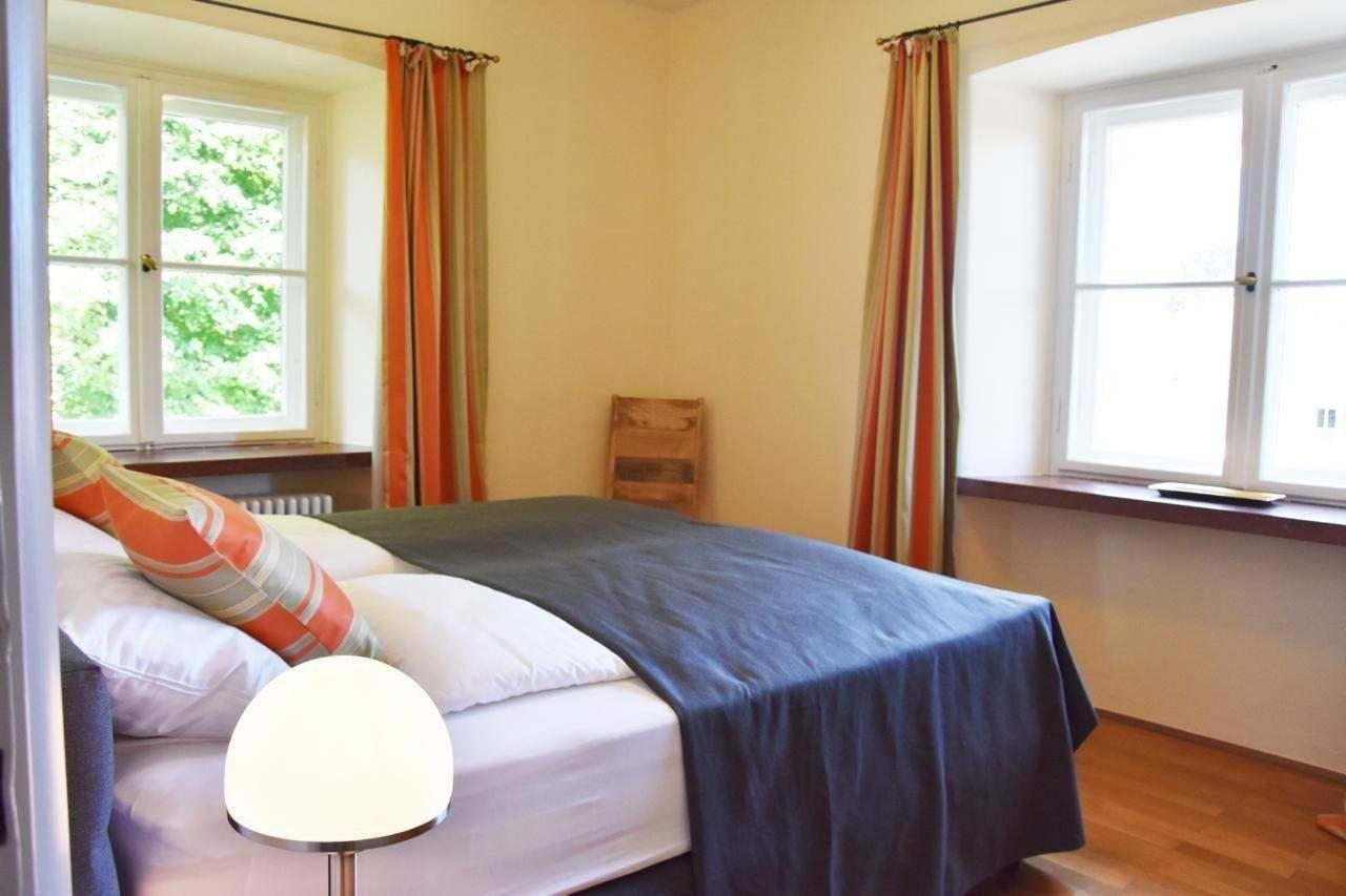 Schlafzimmer Wendelsteinsuite