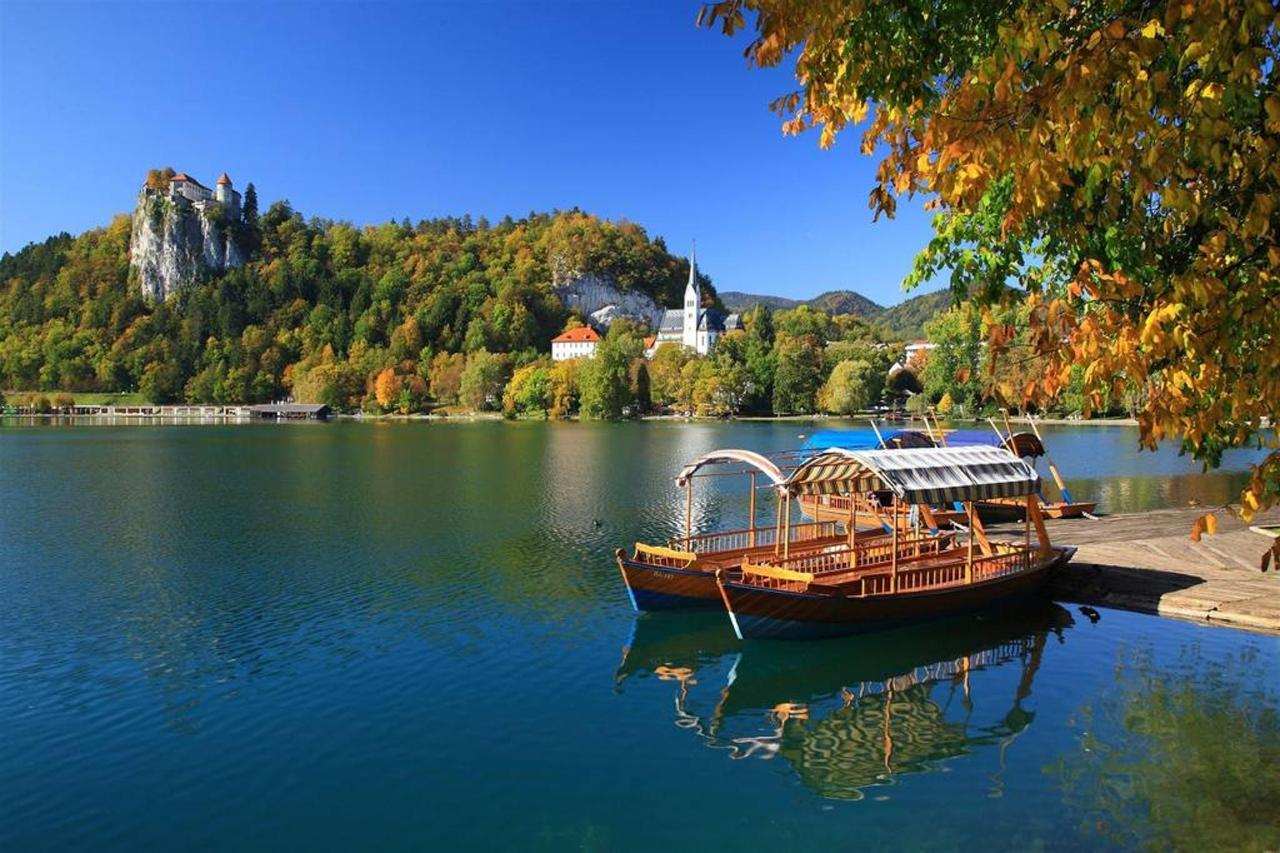 Lake Bled - Autumn