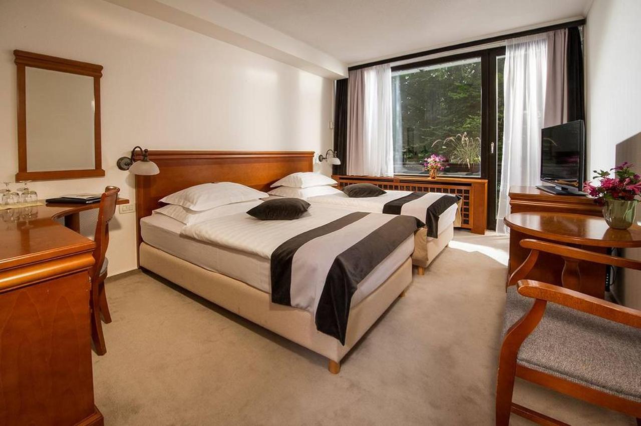 Hotel Kompas Bled - Zimmer