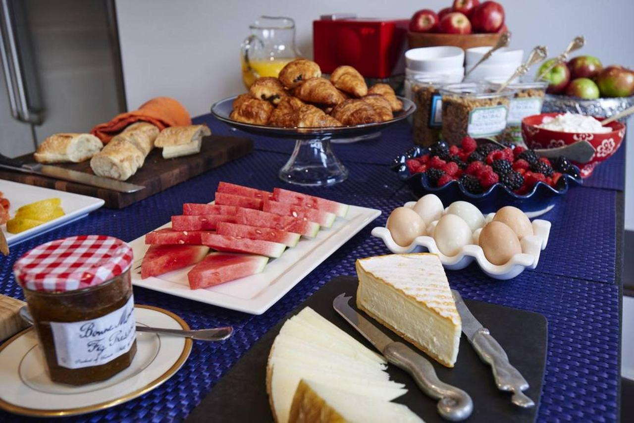 Complimentary European inspired Breakfast Buffet #guestfavorite