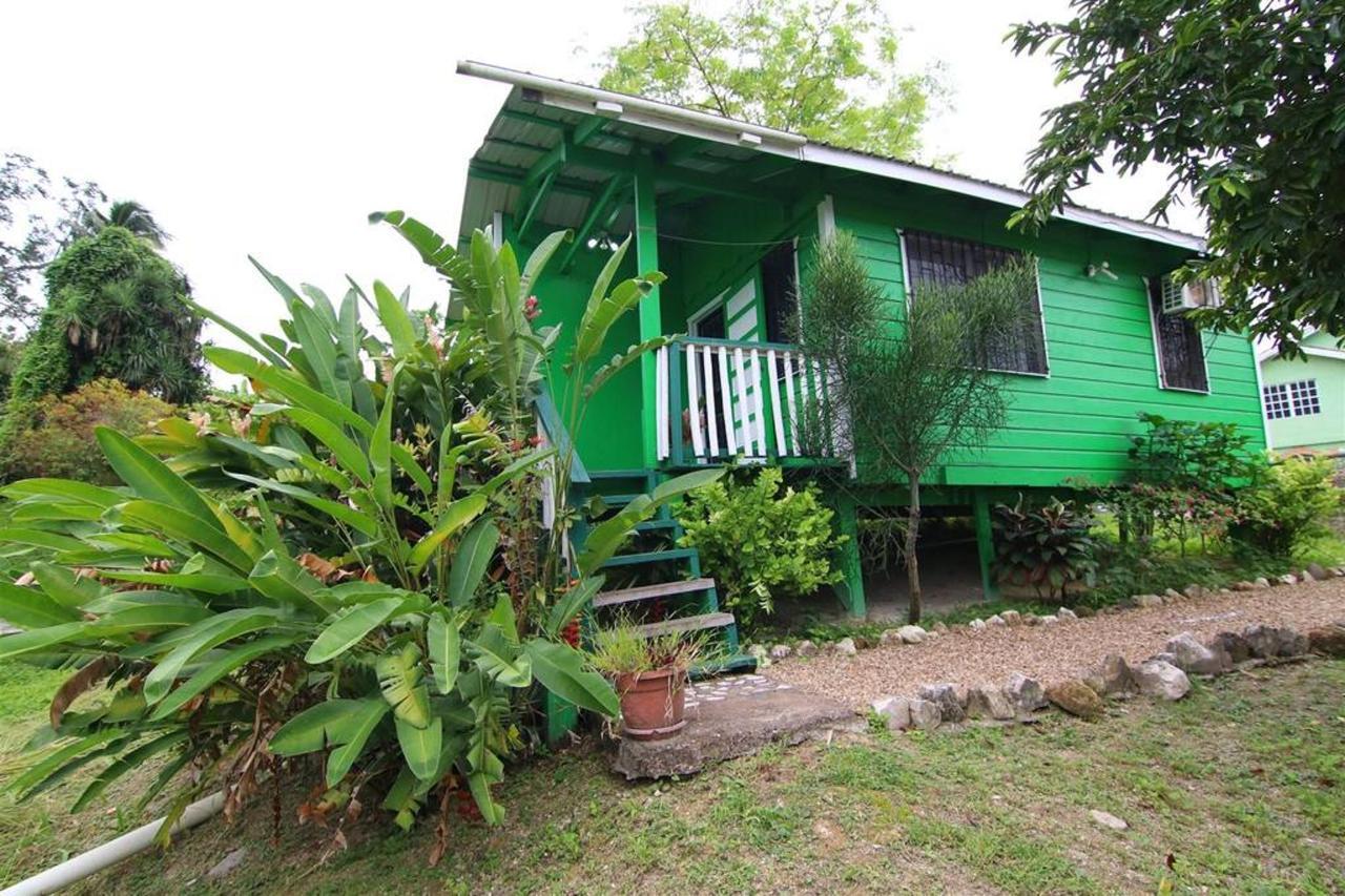 Alojamientos Rain Forest Heaven cabana exterior.JPG