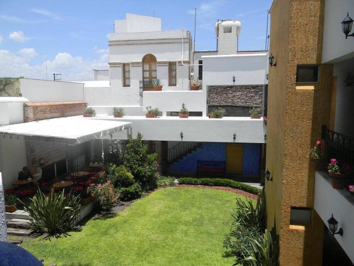 Garden - Hotel Quinta Lucca - Querétaro.jpg