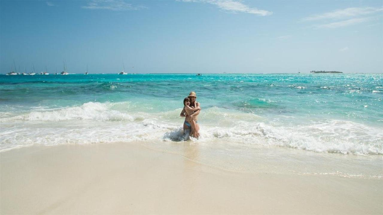 Pristine Beaches
