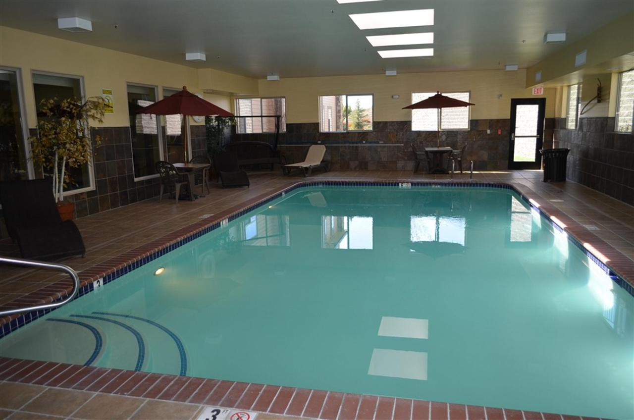 Pool and Fitness Center
