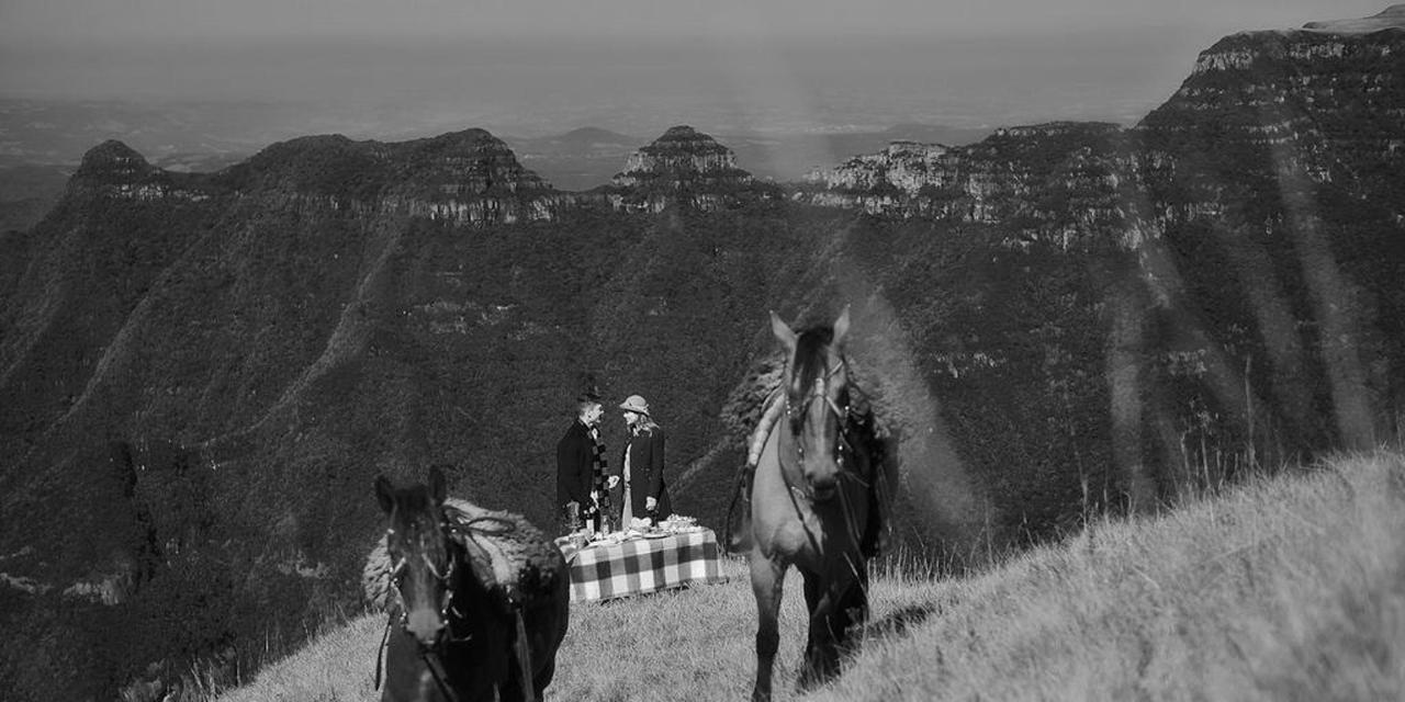 Cavalgada Romantica
