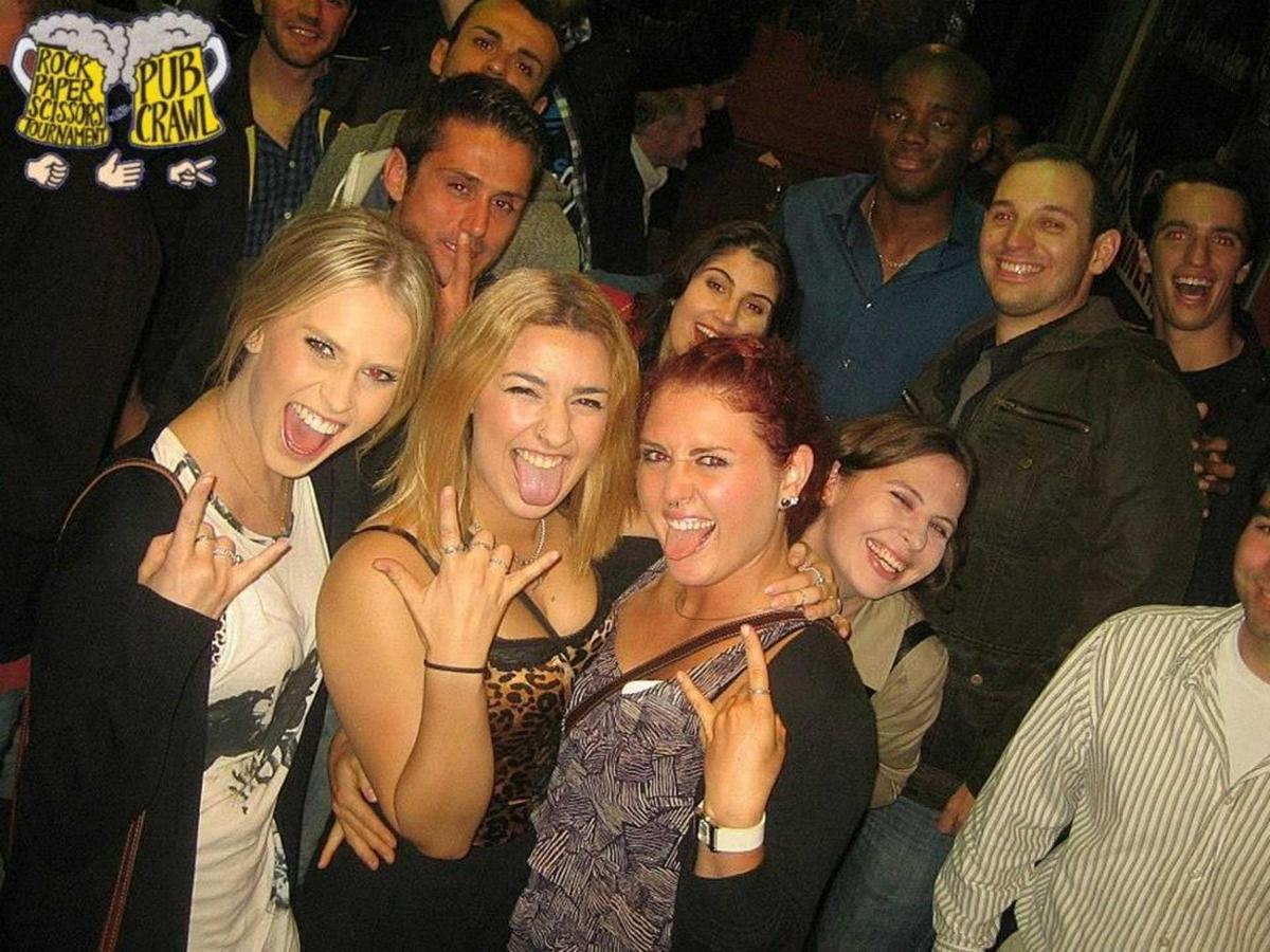 Wednesday Night Pub Crawl