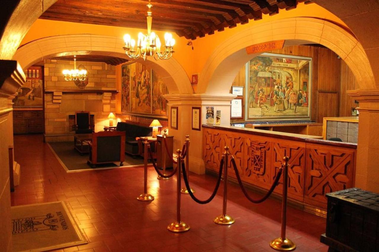 Exteriores del Hotel