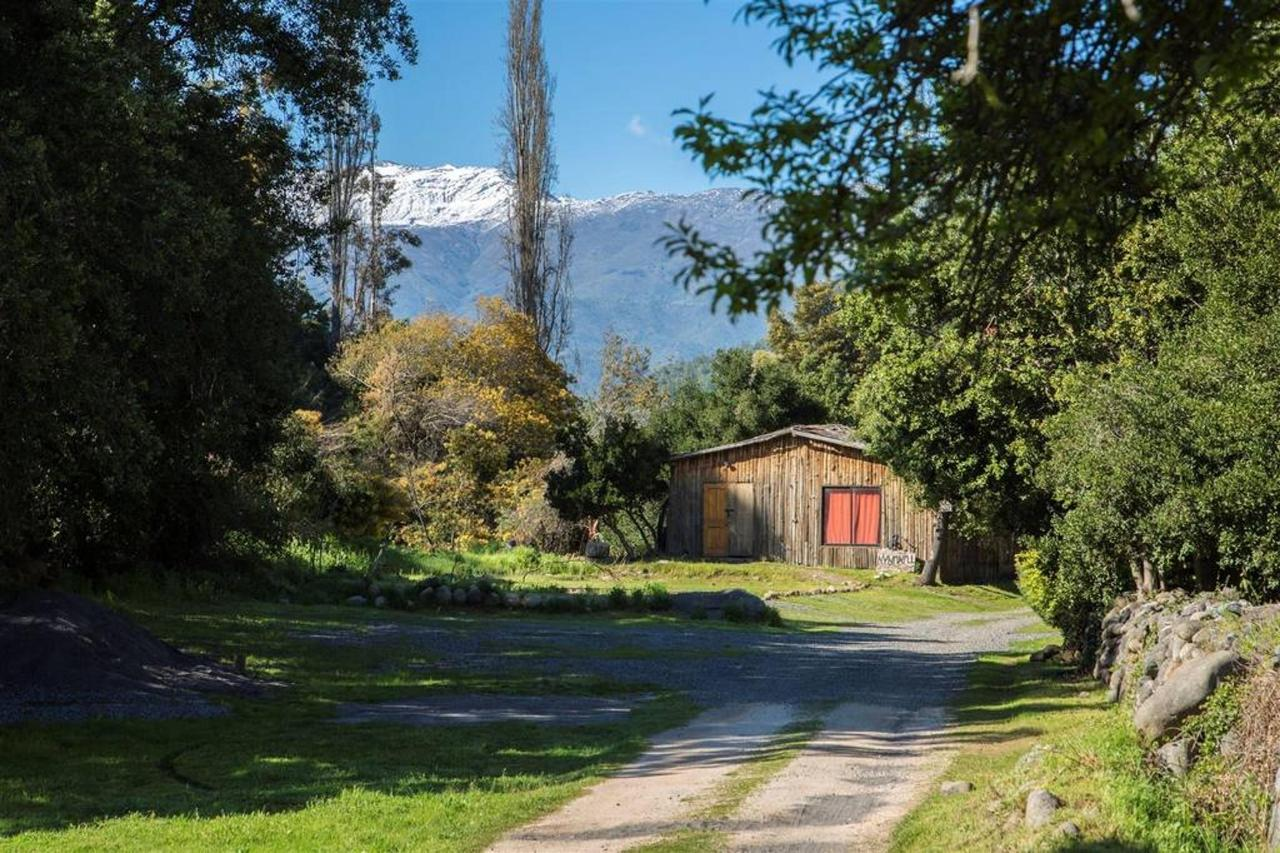 Lodge et terrains