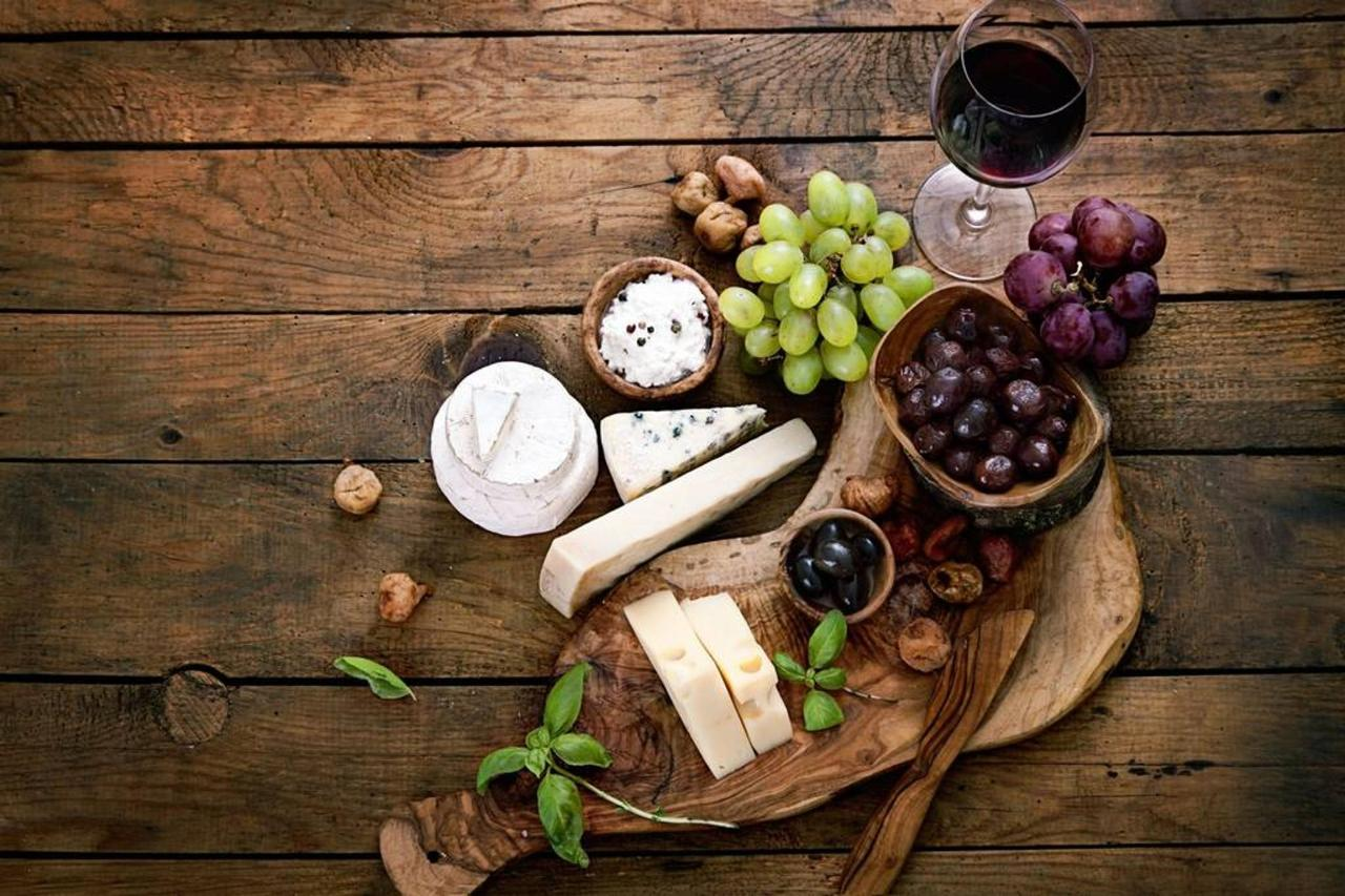 Nourriture et vin