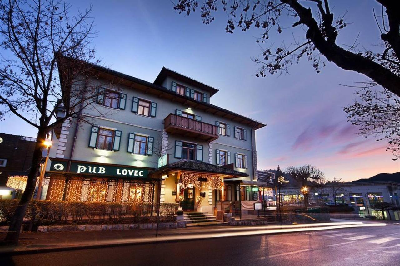 Hotel Lovec - Hotel exterior
