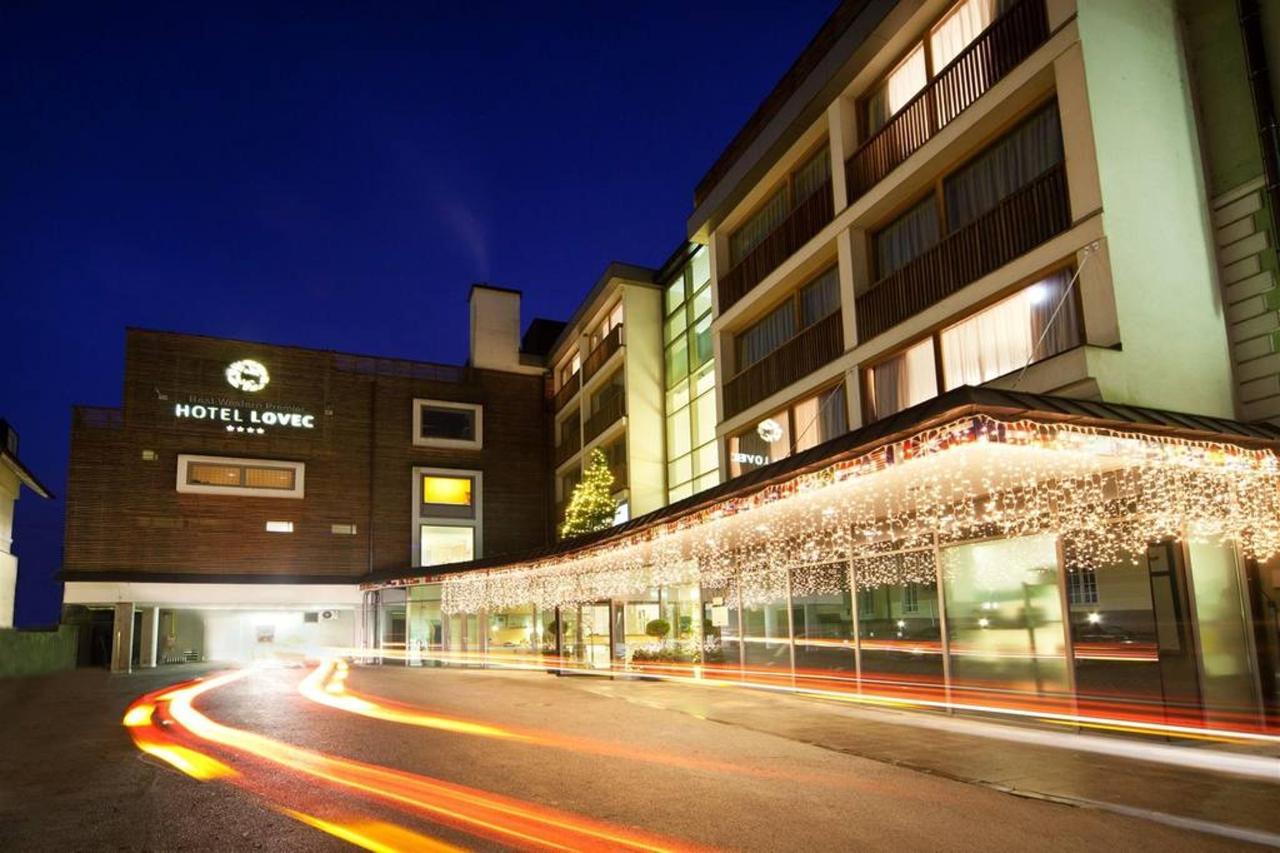 Zunanjost hotela & preddverje