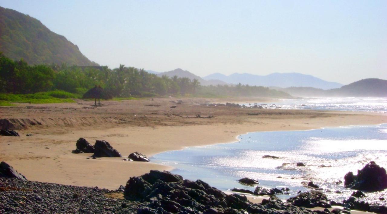 Caminando por la playa
