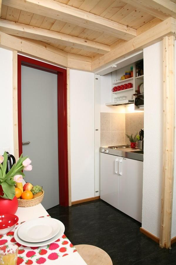 Rooms kitchenette