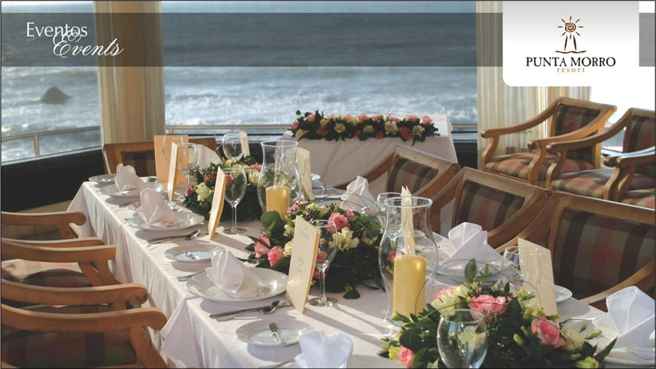 Events in Hotel Punta Morro, Mexico