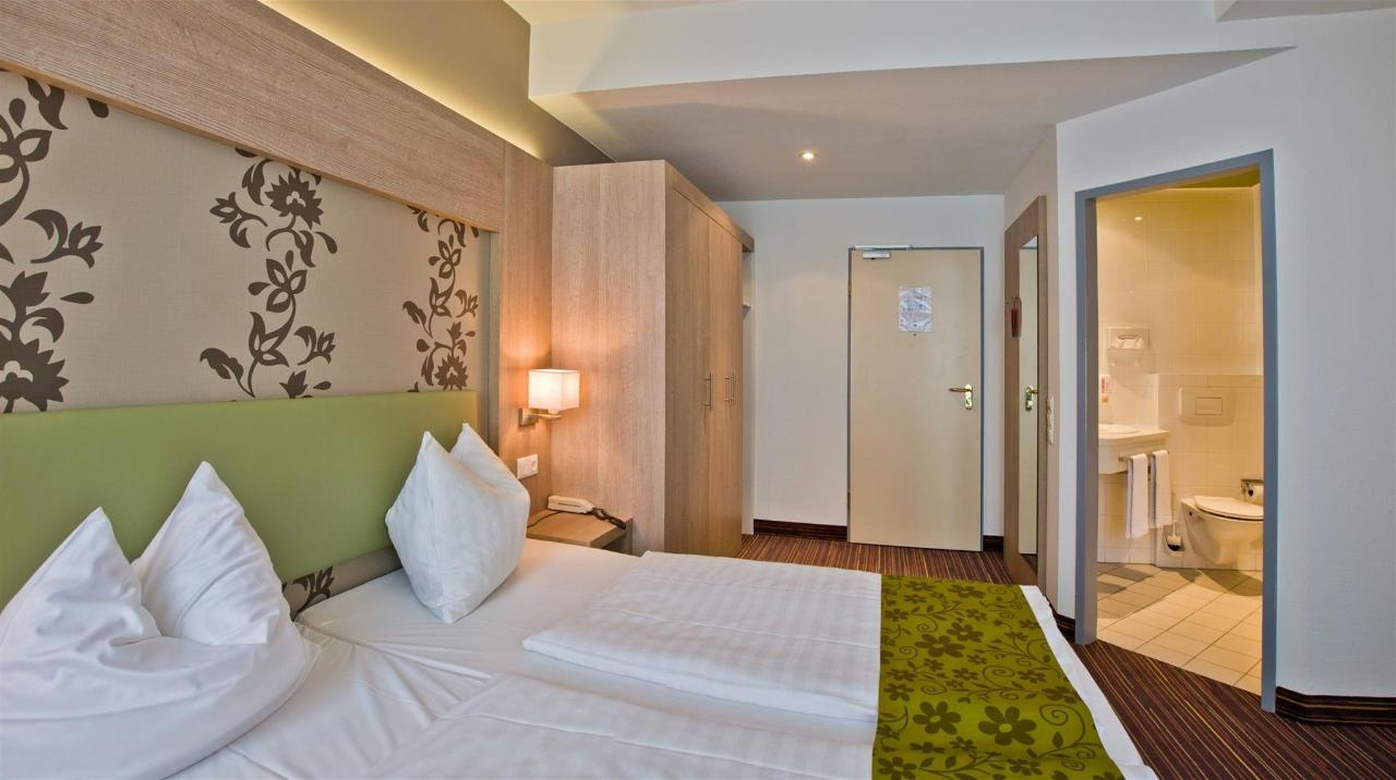 Double room type City-Comfort