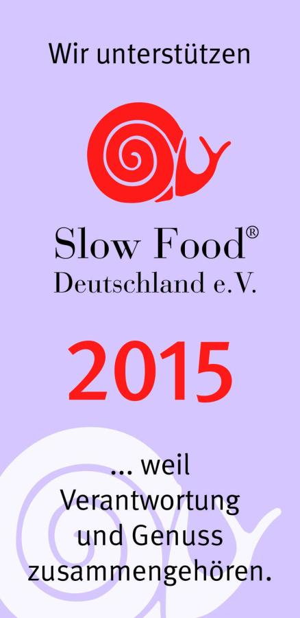 Slow food in general