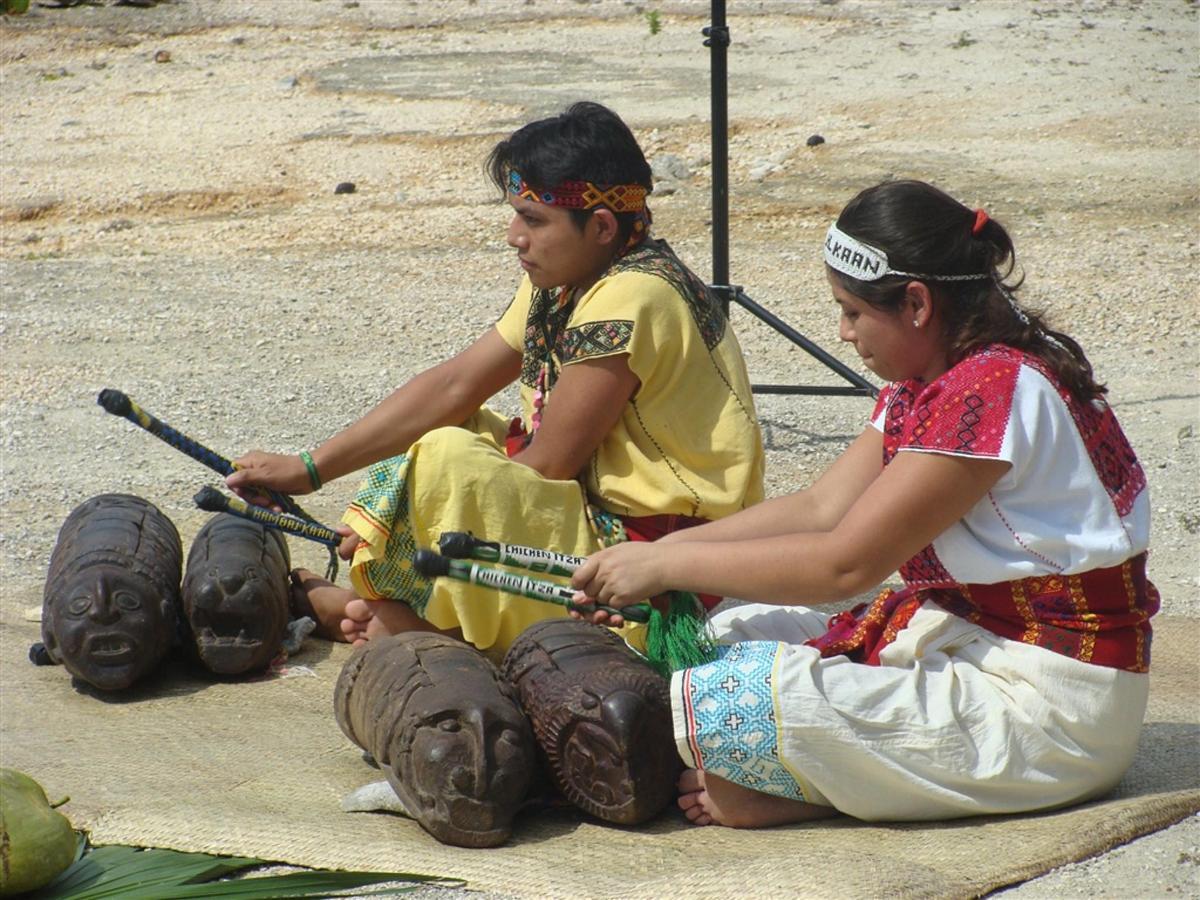 Bodas Mayas