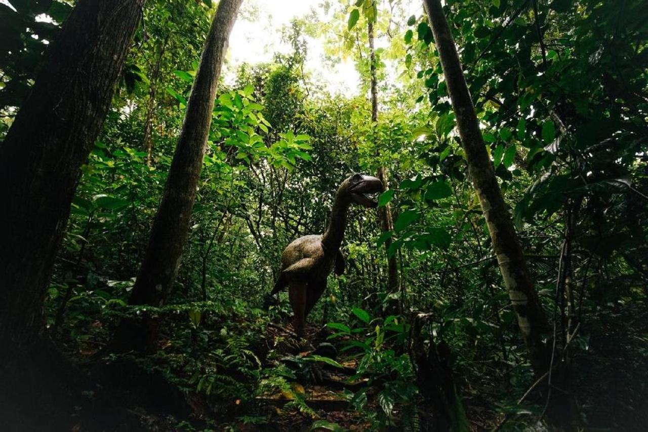 Dinosaur Park Costa Rica
