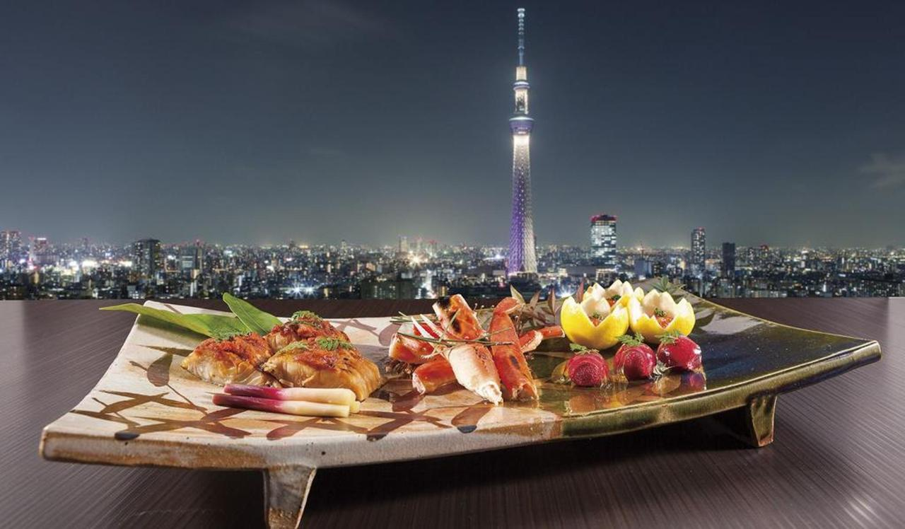 SKYTREE (R) Voir Restaurant & Bar REN