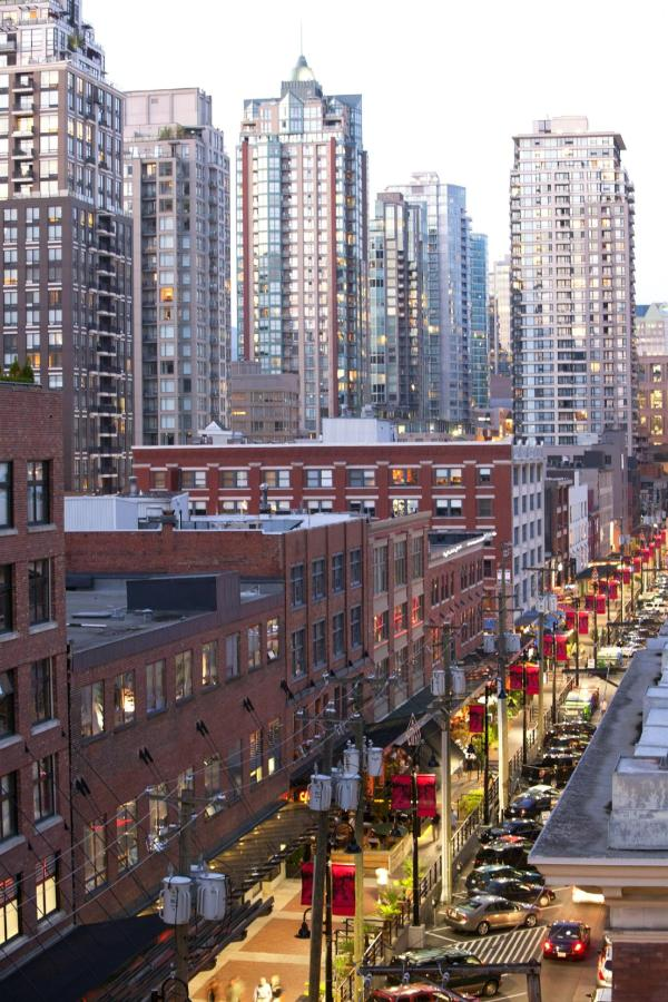Yaletown Neighborhood