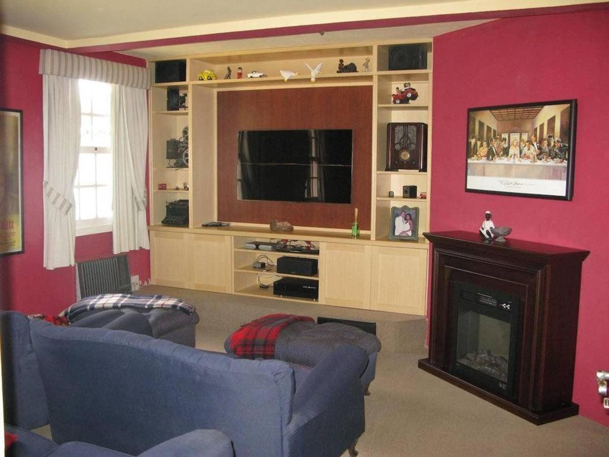 Sala de TV / sala de estar
