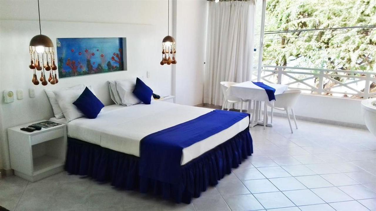 Suite Impériale, La Ballena Azul, Santa Marta, colombia.jpg