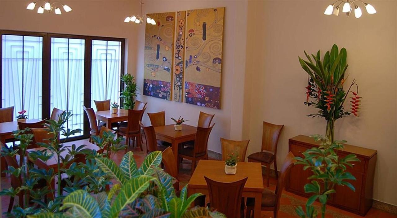 Salle à manger, Hôtel Casa Deco, Bogota, colombia.jpg