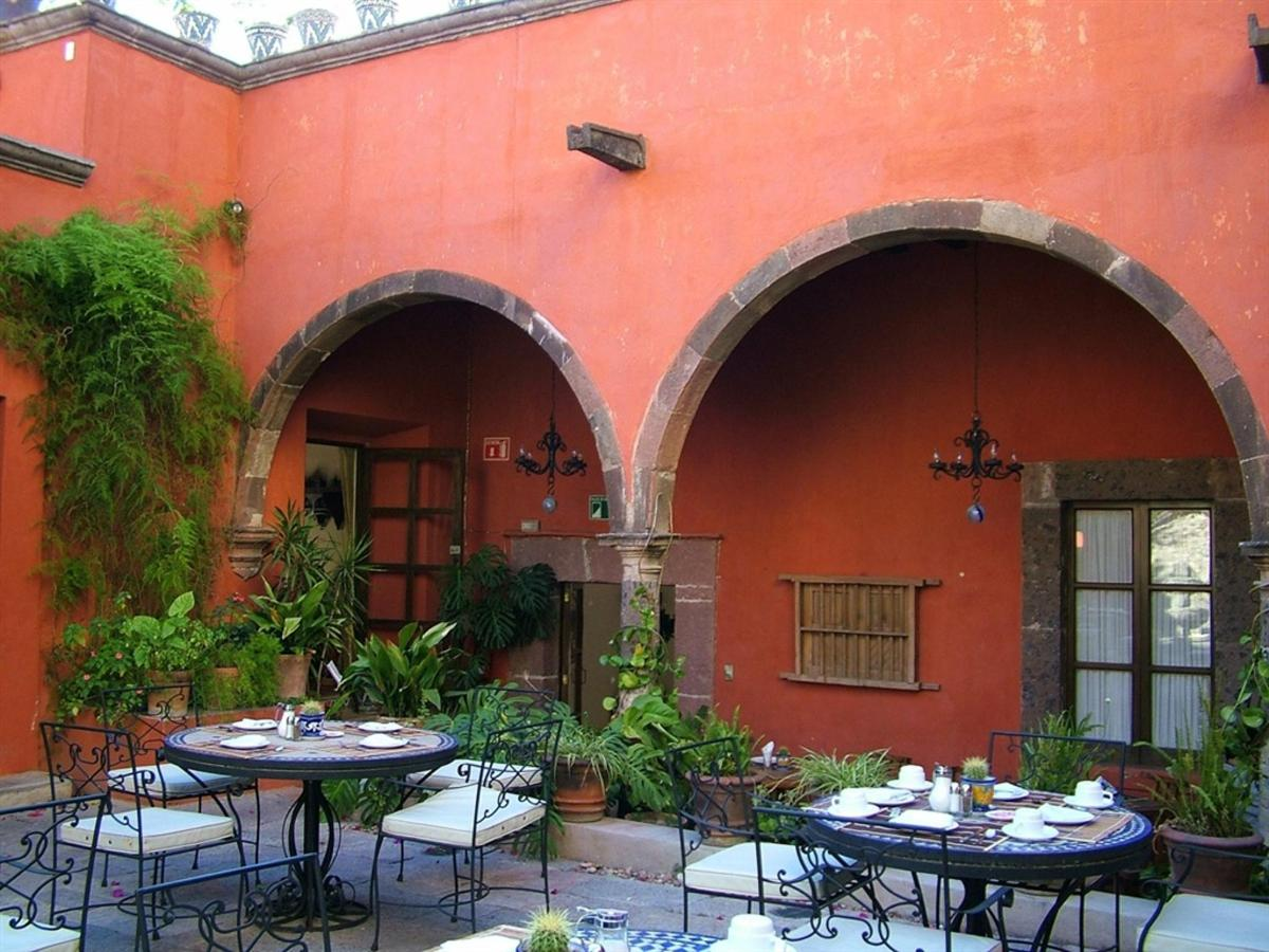 Restaurante Patio Central, Hotel Casa Rosada Adults Only, Guanajuato, Mexico.jpg