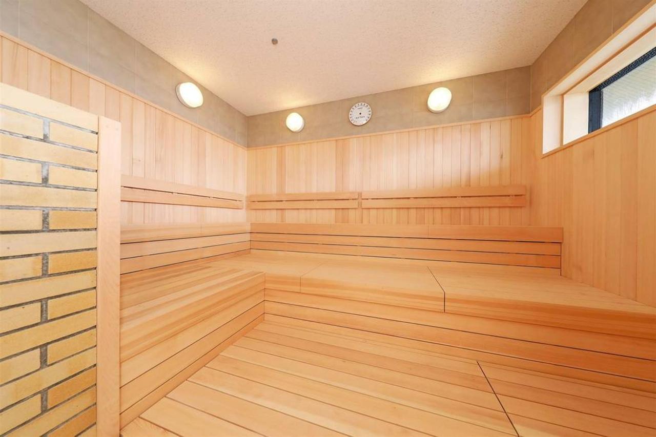 6樓大浴場「浮雲之湯」桑拿