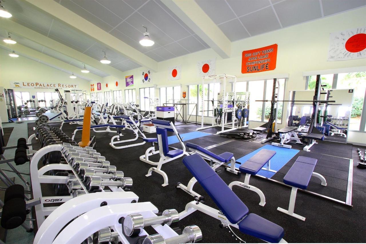 泛太平洋運動健身房