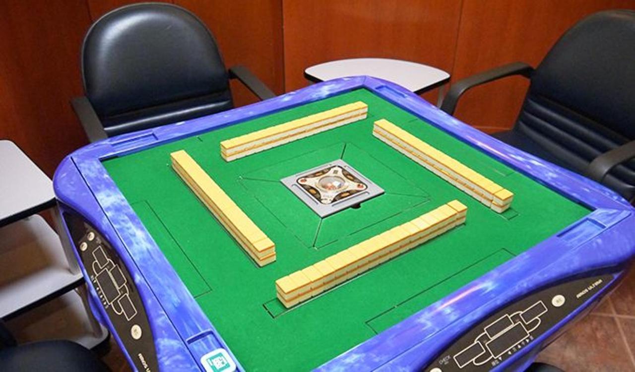 薩那休息室Mahjong Room.jpg