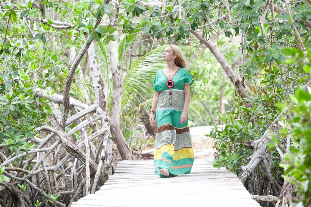 Happiness amongst the mangroves, Galería, CasaSandra Boutique Hotel, Isla Holbox, Mexico.jpg
