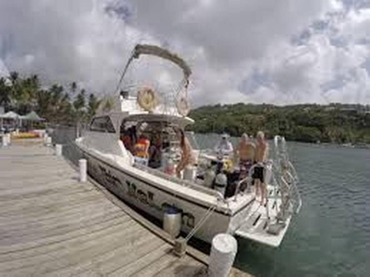 Buceo, Marigot Beach Club, Dive Resort en Marigot Bay Castries, St Lucia
