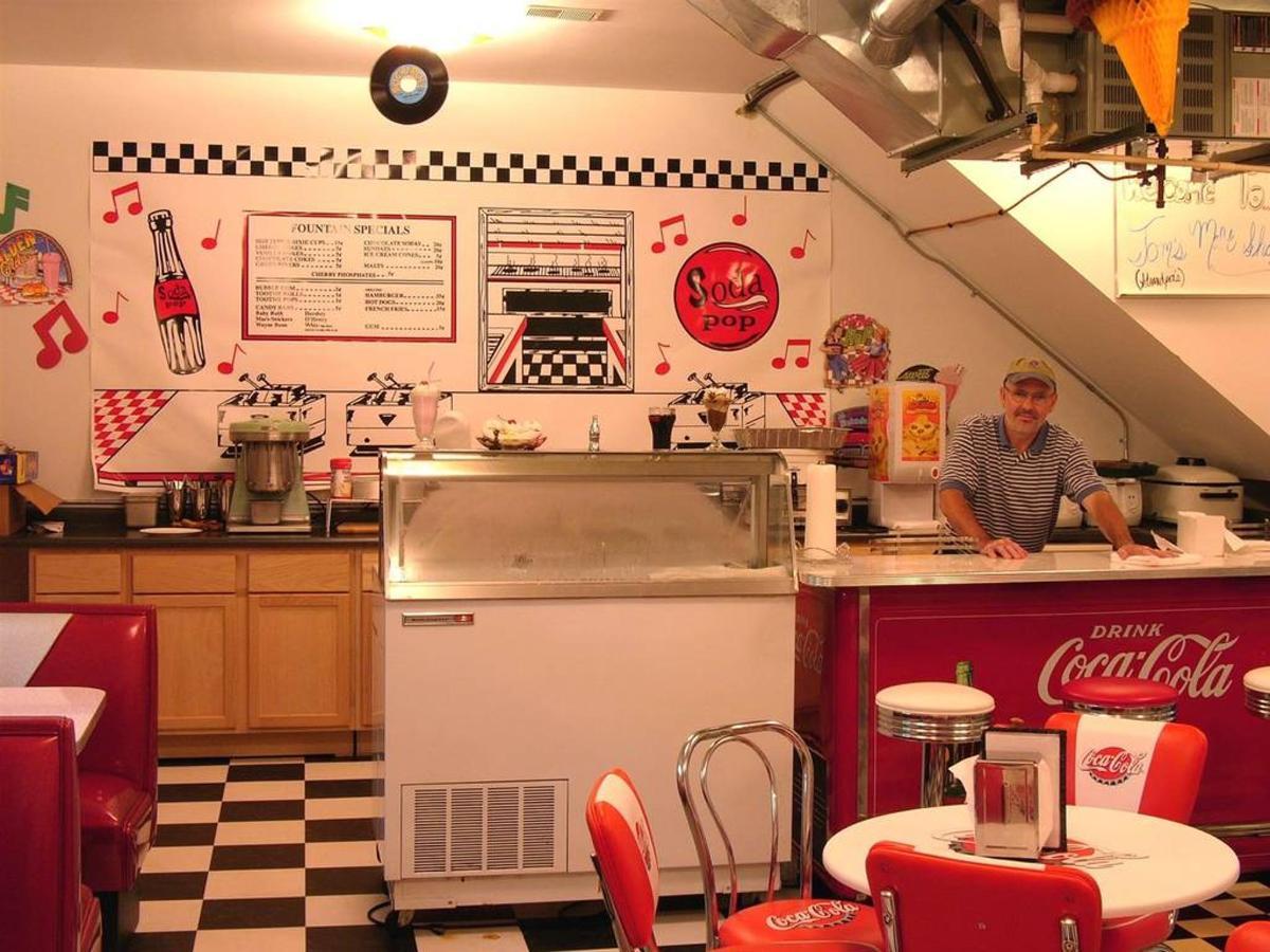 50's Malt Shop