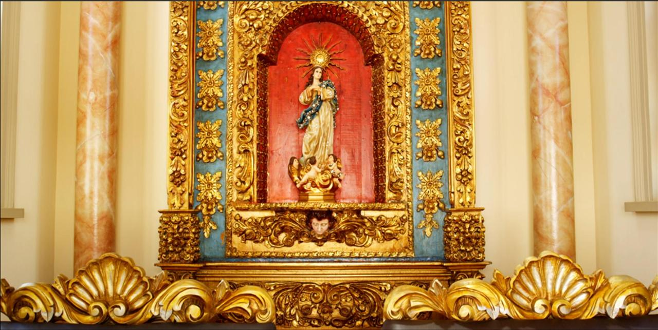 Old Altarpiece, Gran Casa Sayula Hotel Galeria & SPA, Sayula, Mexico.jpg