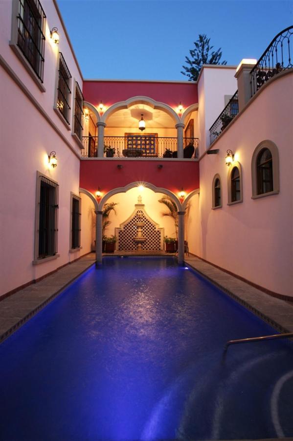 Pool, Hotel, Gran Casa Sayula Hotel Galeria & SPA, Sayula, Mexico.jpg