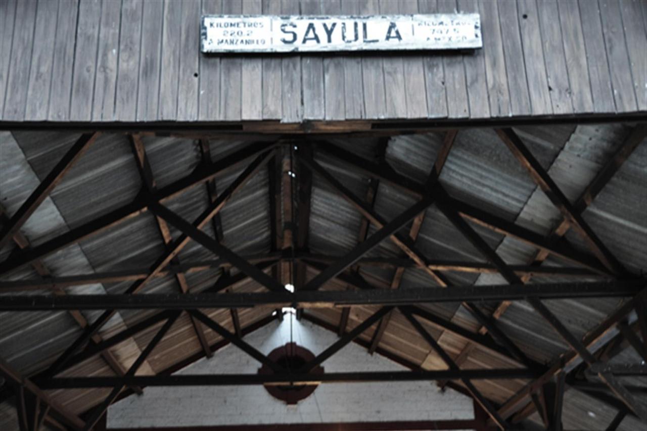 Estación del Tren, Explora Sayula, Gran Casa Sayula Hotel Galeria & SPA, Sayula, Mexico.jpg