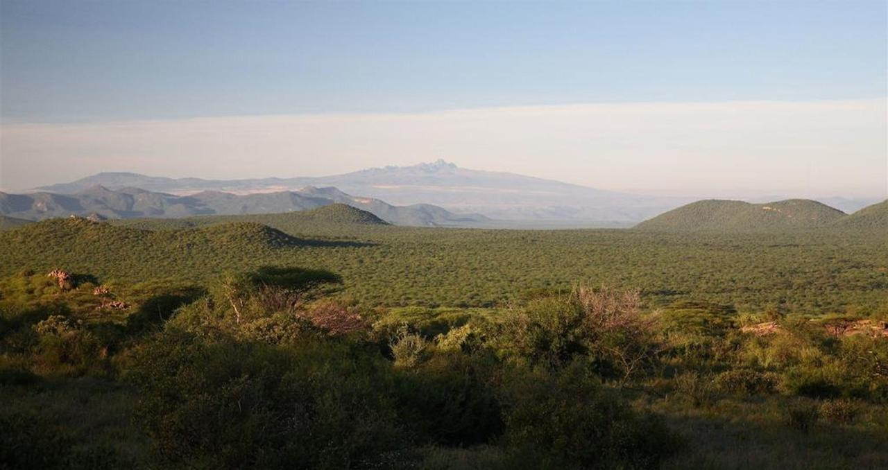 The view of Mount Kenya from the lodge.jpg