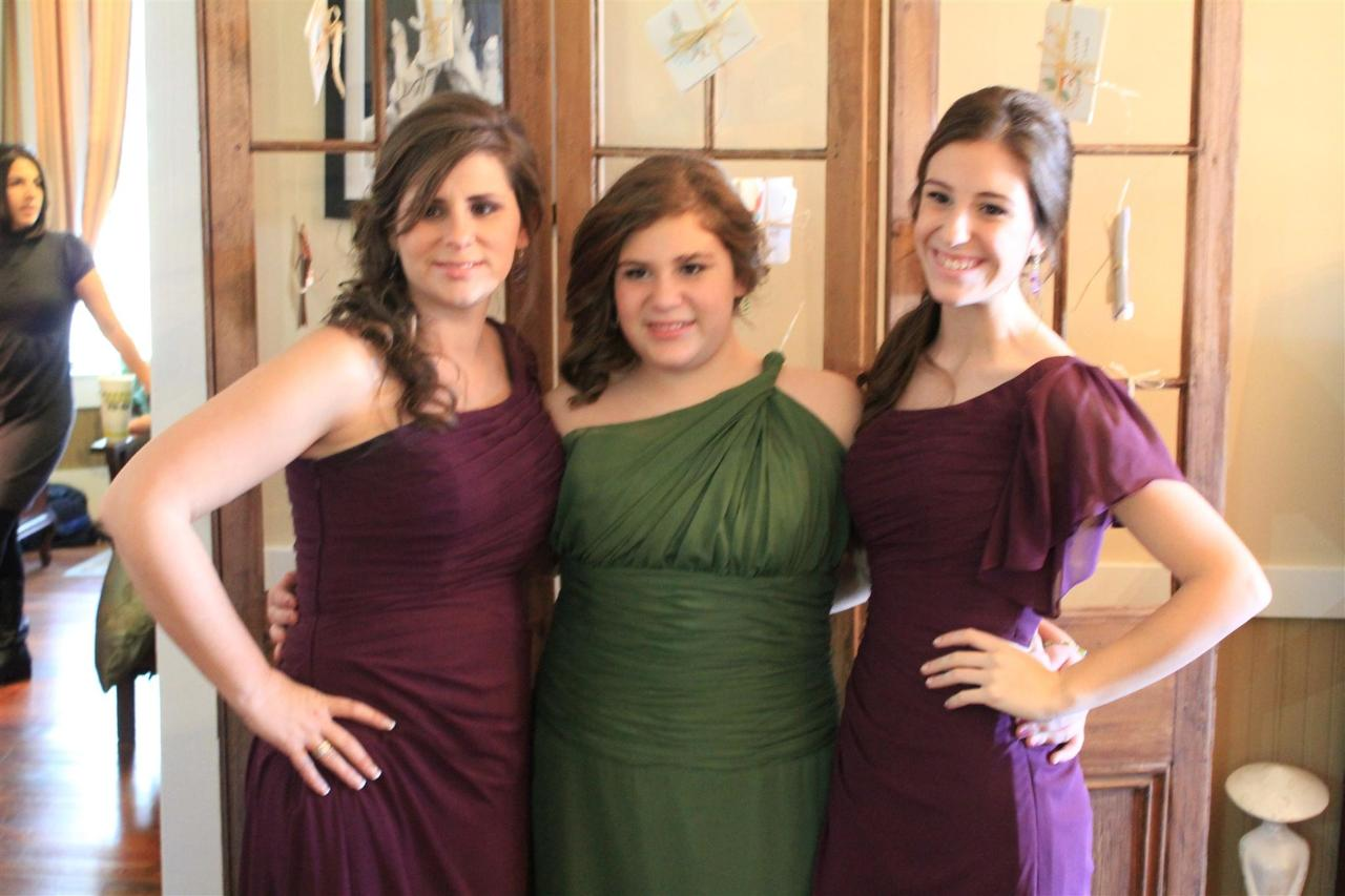 Cassie's wedding