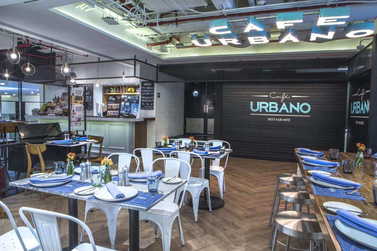 Presidente InterContinental México Polanco Cafe Urbano.jpg
