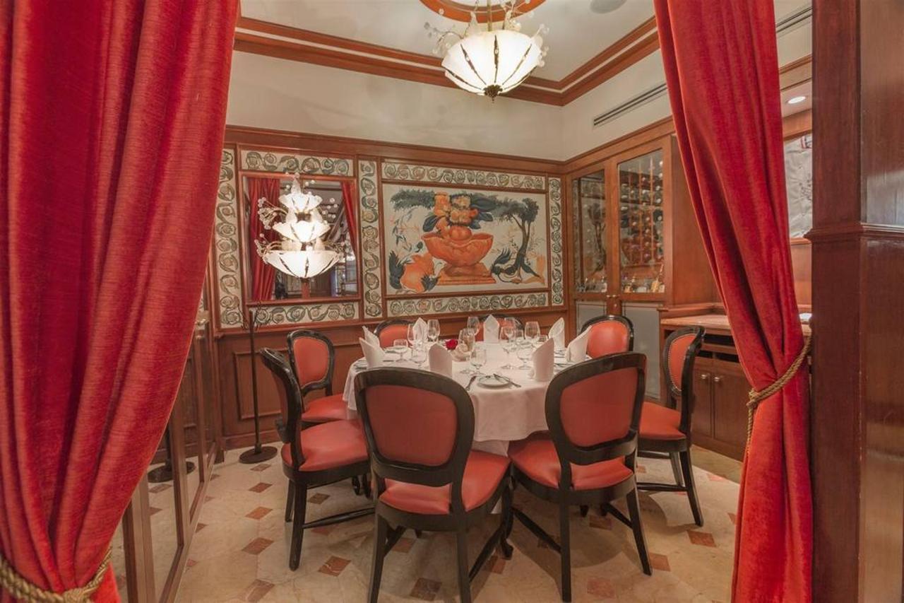 Restaurantes, Presidente InterContinental Santa Fe en Ciudad de Mexico