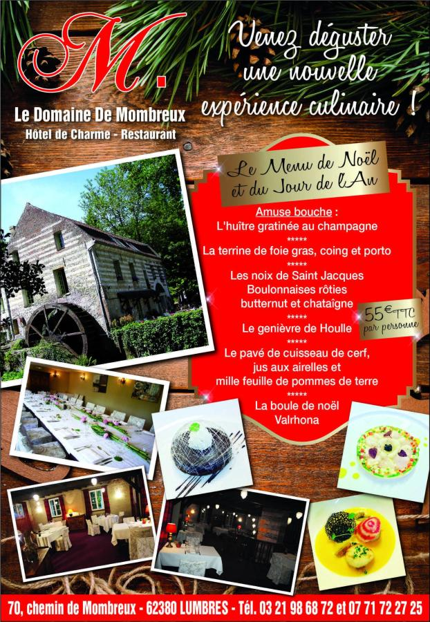 Restaurant semi gastronomique
